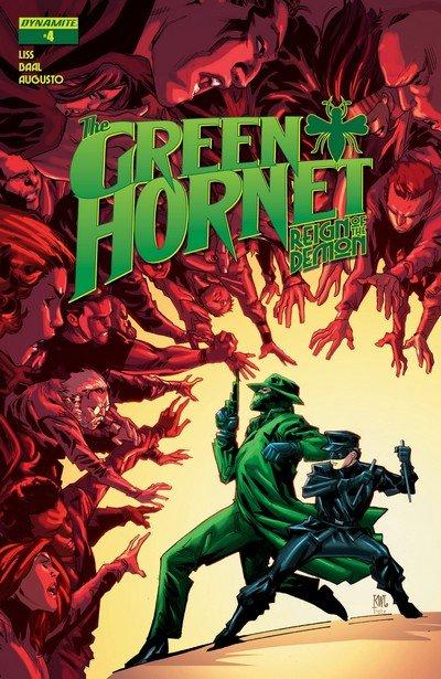The Green Hornet – Reign of the Demon #4 (2017)