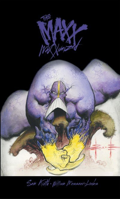 The Maxx Maxximized Vol. 1 – 7 (2014-2016)