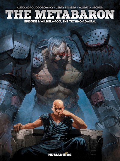 The Metabaron Vol. 1 – 4 (2016-2017)