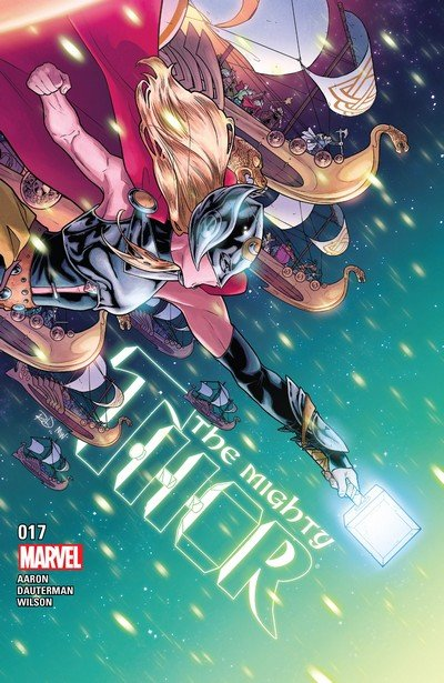 The Mighty Thor #17 (2017)