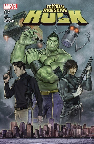 The Totally Awesome Hulk #17 (2017)