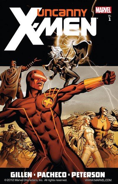 Uncanny X-Men by Kieron Gillen Vol. 1 – 4 (2012-2013)