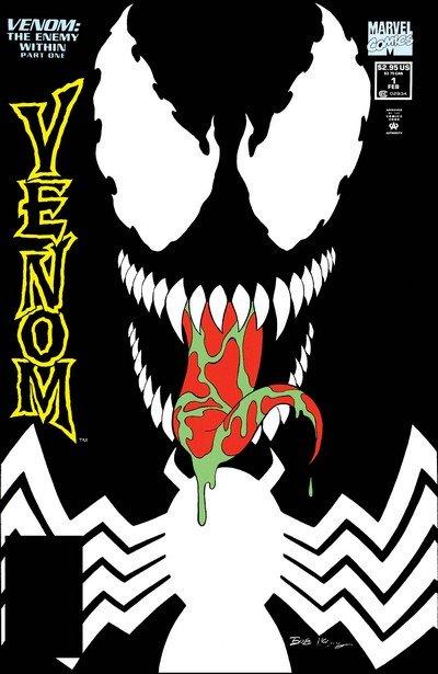 Venom – The Enemy Within #1 – 3 + TPB (1994+2013)