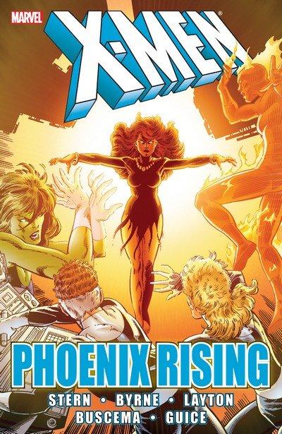 X-Men – Phoenix Rising (TPB) (2009)
