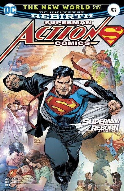 Action Comics #977 (2017)