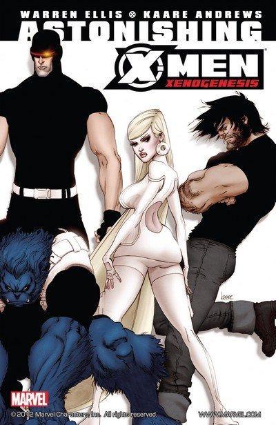 Astonishing X-Men – Xenogenesis (2011)