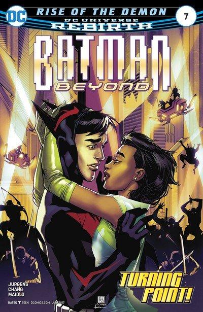 Batman Beyond #7 (2017)