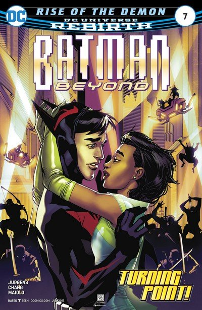 Batman Beyond #7 (2017)