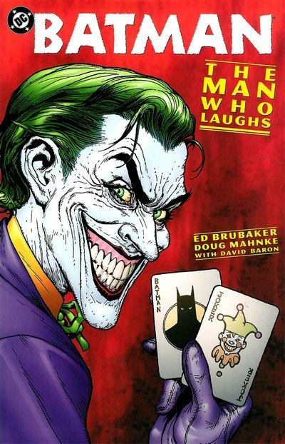 Batman – The Man Who Laughs (2005)