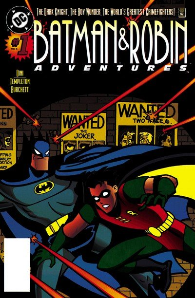 Batman and Robin Adventures #1 - 25 + Annuals + Sub-Zero ...