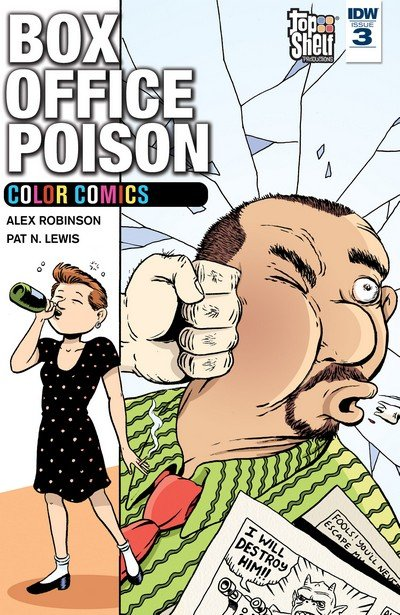 Box Office Poison Color Comics #3 (2017)