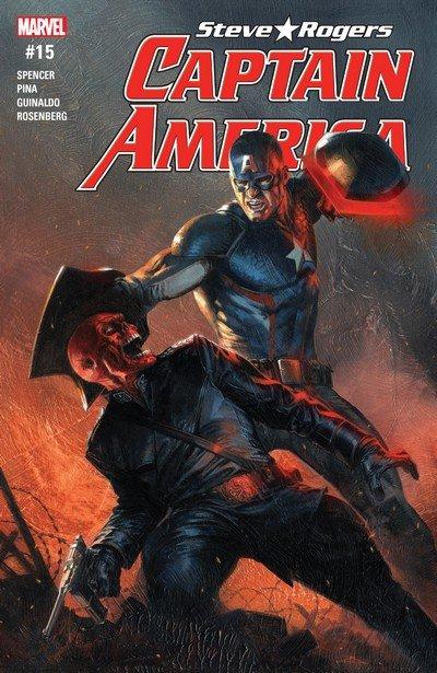Captain America – Steve Rogers #15 (2017)