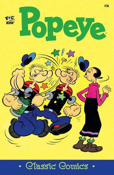 Classic Popeye #56 (2017)