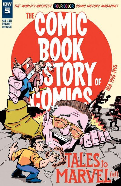 Comic Book History of Comics #5 (2017)