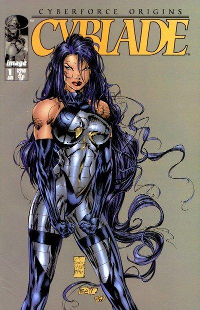 Cyber Force – Origins #1 – 3 (1995)