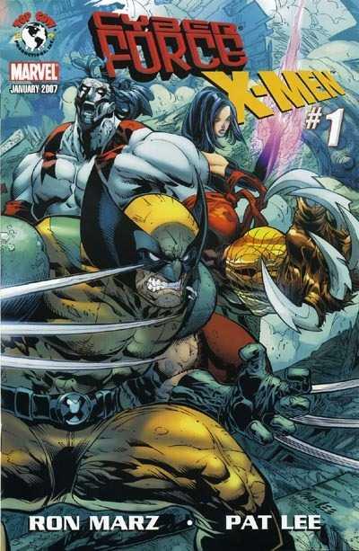 Cyberforce – X-Men #1 (2007)