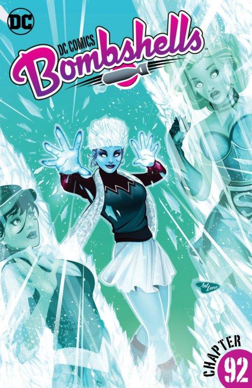 DC Comics – Bombshells #92 (2017)