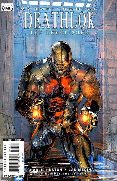 Deathlok Vol. 4 #1 – 7 (2009-2010)