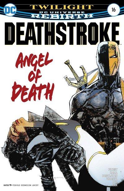 Deathstroke #16 (2017)