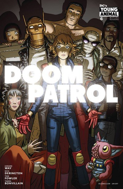 Doom Patrol #6 (2017)