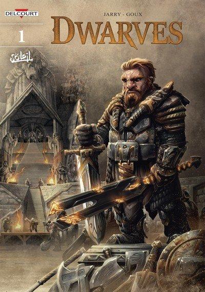 Dwarves Vol. 1 – 5 (2016)