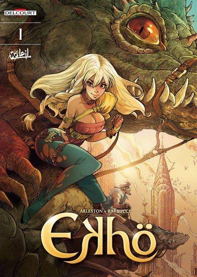Ekho Vol. 1 – 5 (2016)