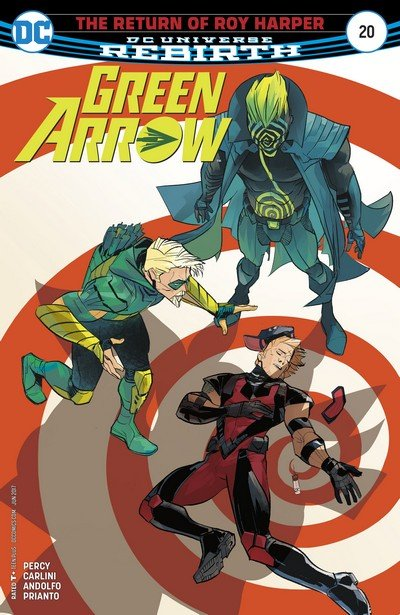 Green Arrow #20 (2017)