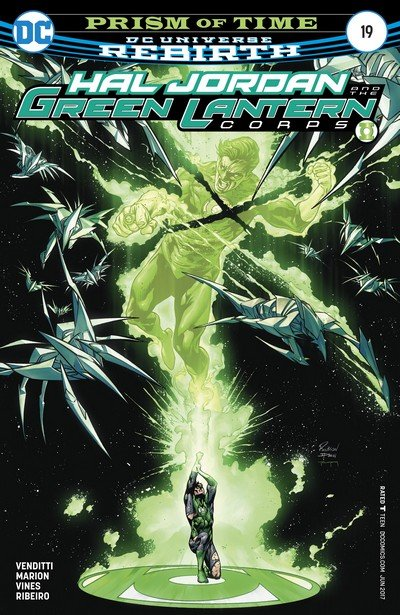 Hal Jordan and the Green Lantern Corps #19 (2017)
