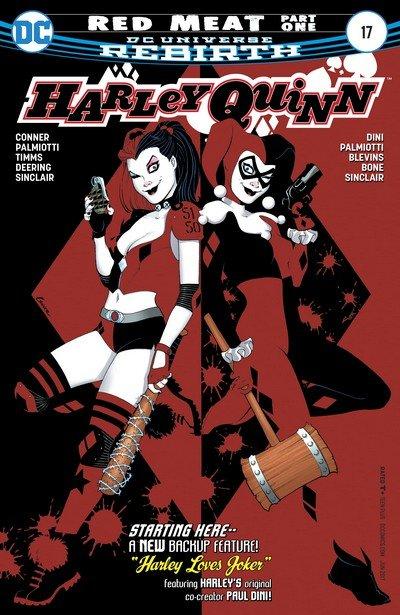 Harley Quinn #17 (2017)
