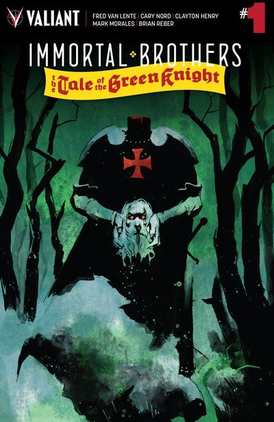 Immortal Brothers – The Tale of the Green Knight #1