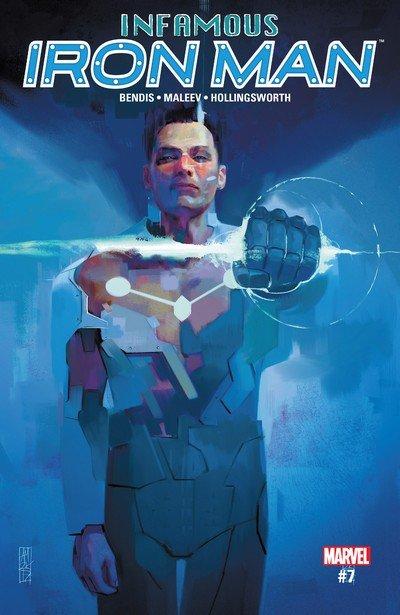 Infamous Iron Man #7 (2017)