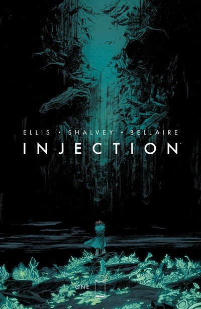 Injection #1 – 15 + TPB Vol. 1 – 2 (2015-2017)