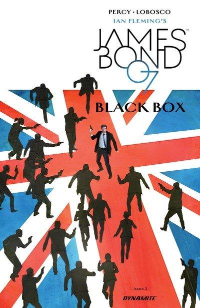 James Bond Vol. 2 #2 (2017)