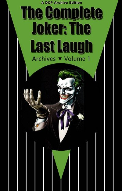Joker – The Last Laugh (DCP Complete Archive Edition)