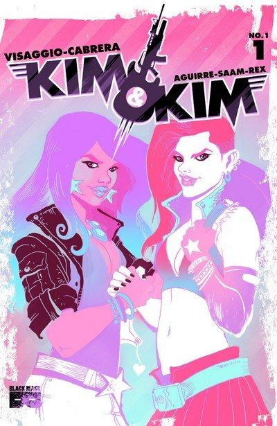 Kim & Kim #1 – 4 (2016)