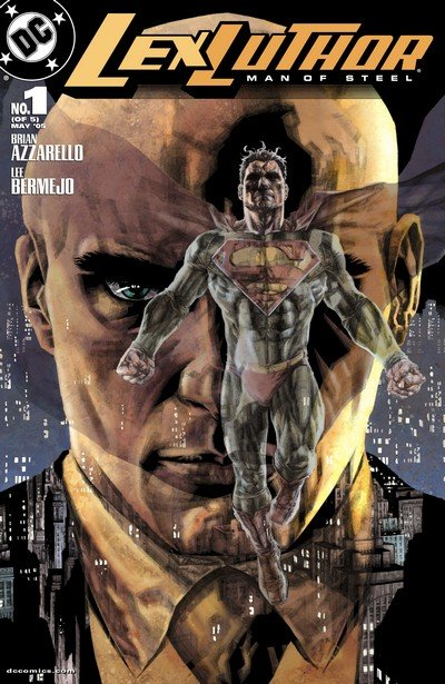 Lex Luthor – Man of Steel #1 – 5 (2005)