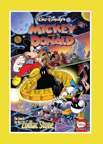 Mickey and Donald – The Search for the Zodiac Stone (2016)