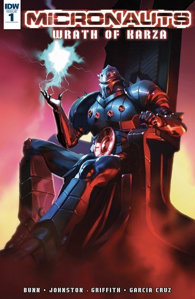 Micronauts – Wrath of Karza #1 (2017)