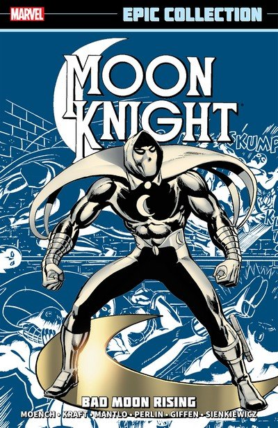 Moon Knight Epic Collection Vol. 1 – 3 (2014-2018)
