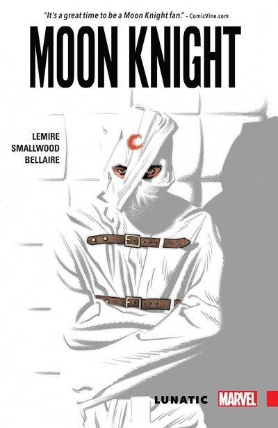 Moon Knight Vol. 1 – Lunatic (2016)
