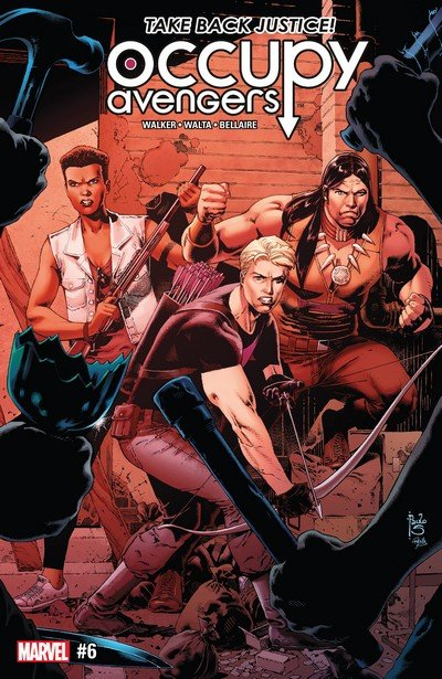 Occupy Avengers #6 (2017)