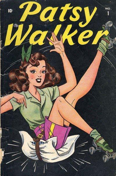 Patsy Walker Vol. 1 #1 – 124 (1945-1965)