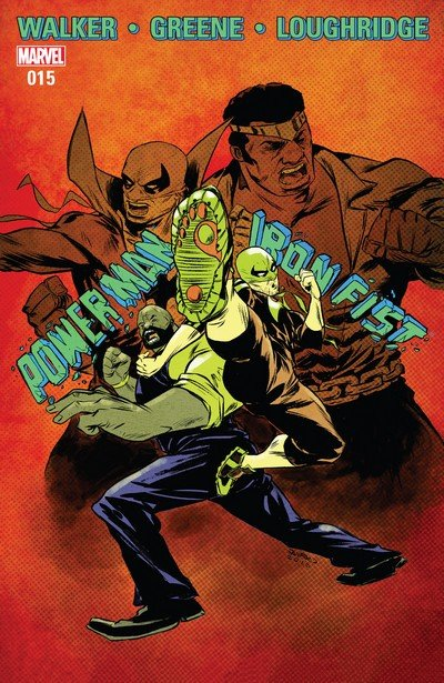 Power Man and Iron Fist #15 (2017)