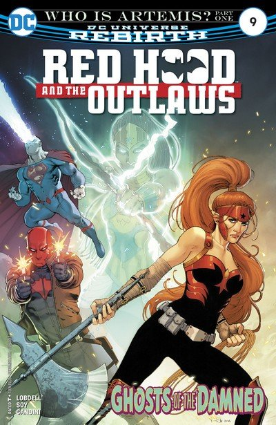 Red Hood & the Outlaws #9 (2017)