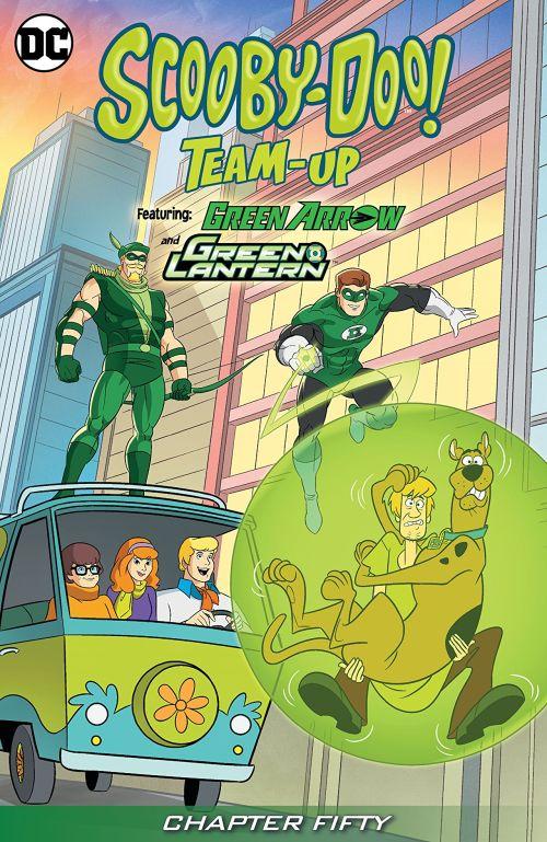Scooby-Doo Team-Up #50 (2017)