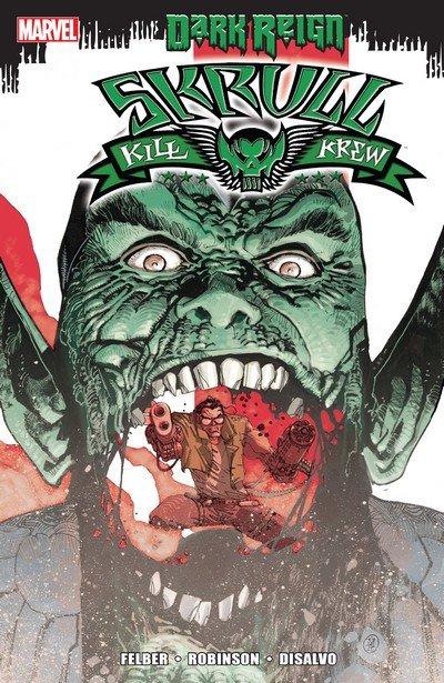 Skrull Kill Krew Vol. 2 #1 – 5 (2009)