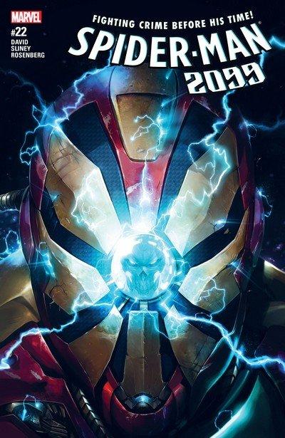 Spider-Man 2099 #22 (2017)