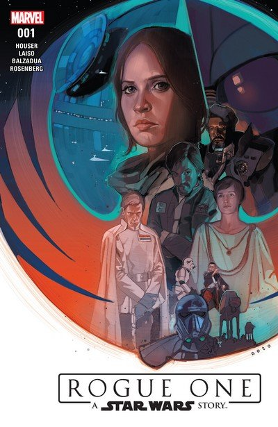 Star Wars – Rogue One Adaptation #1 (2017)