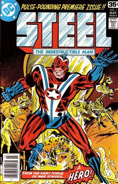 Steel Vol. 1 – 3 (Collection) (1978-2011)