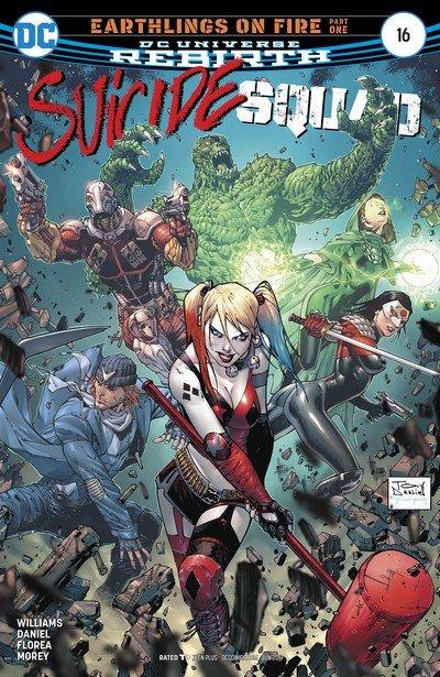 Suicide Squad #16 (2017)